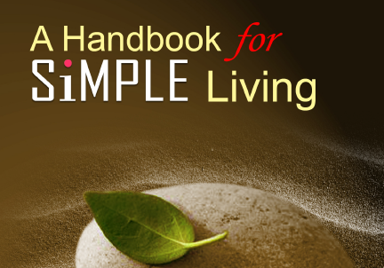 A Handbook for Simple Living AHSL