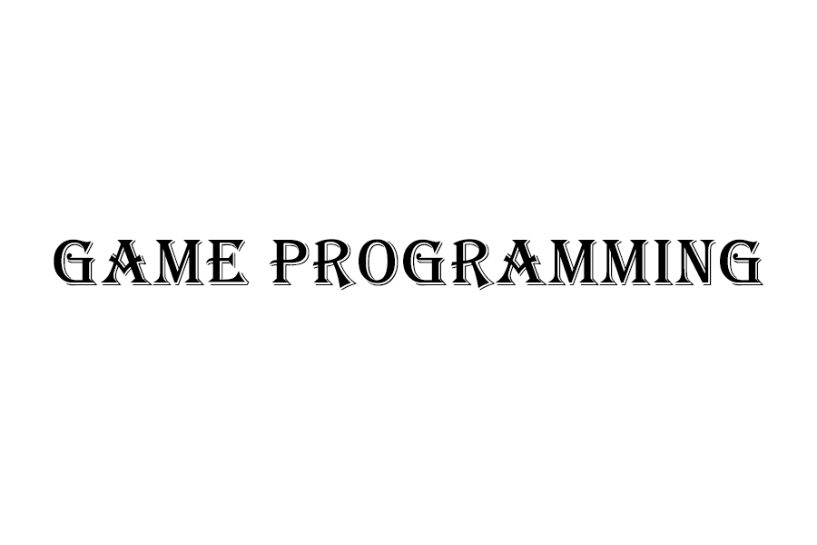 Game Programming CS375