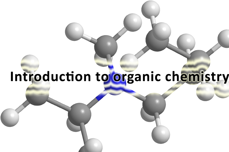 Introduction to organic chemistry IOC1
