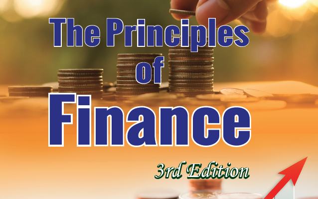 Principles of Finance Third Edition PFTE