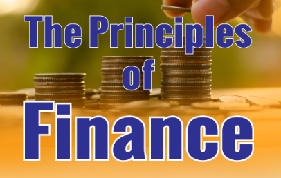 Principles of Finance POF_CE