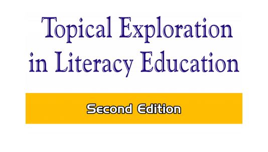 Topical Exploration in Literacy Education - Audio book TELE_2E_AB